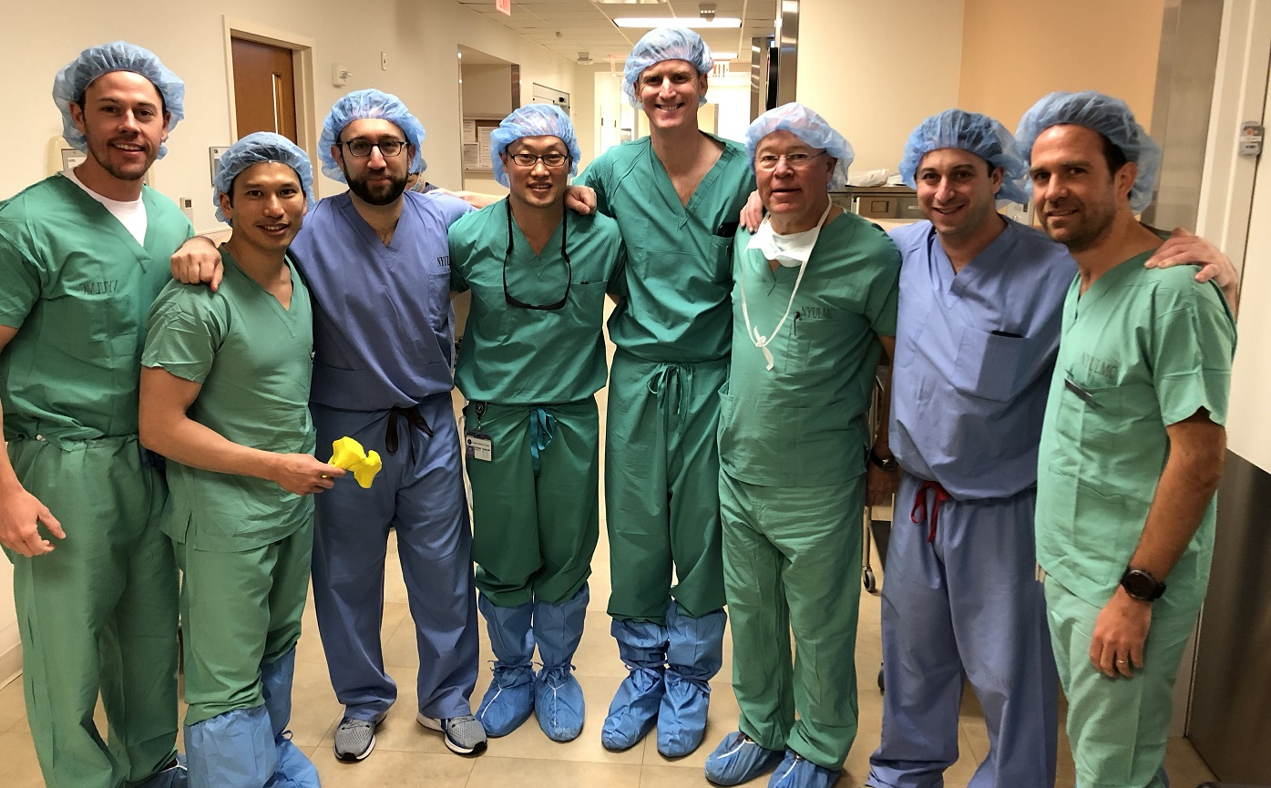 AANA Traveling Fellowship Group Picture